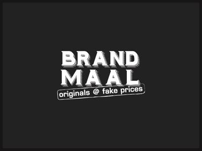 Brand Maal